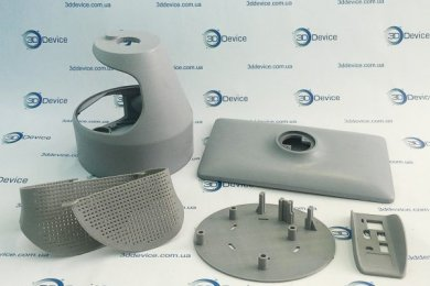 Мелкосерийное производство деталей для машин ФДМ 3Д печать