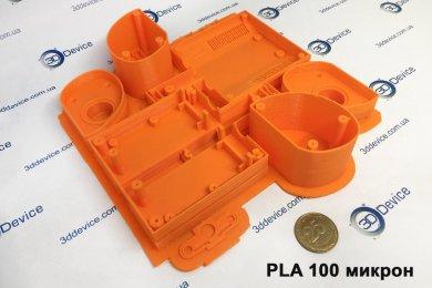 3D печать набора деталей