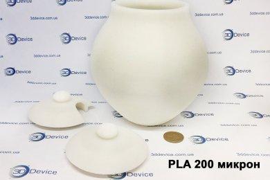 Ваза из PLA пластика 200 микрон