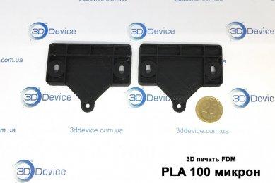 3D печать PLA 100 микрон