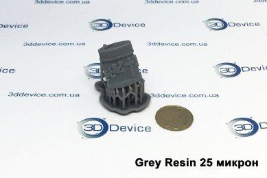 SLA печать на Формлабс 25 микрон