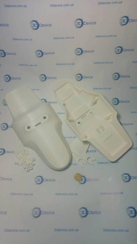изготовление сложных изделий из пластика