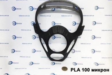 3Д печать маски из ПЛА пластика