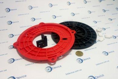 Пластиковые изделия на 3D принтерах