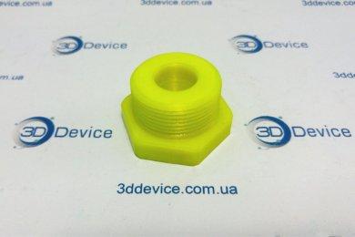 Шестерни из пластика на 3Д принтере Киев