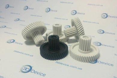 3D печать шестерней Харьков