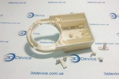 Пластиковые изделия на 3D-принтере FDM