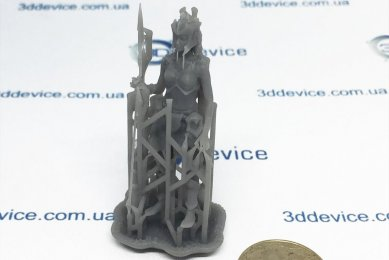 SLA 3D печать в Киеве