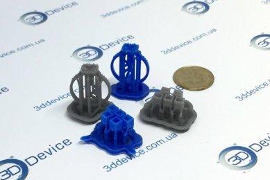 Ювелирная печать на Formlabs Form 2