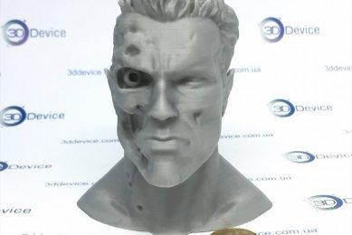 Арнольд на 3Д принтере