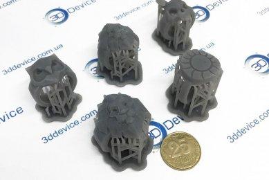СЛА 3Д-печать ювелирных изделий