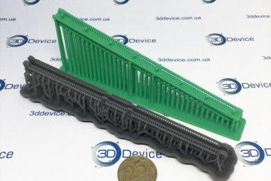 3Д-печать СЛА на Formlabs и SLASH+