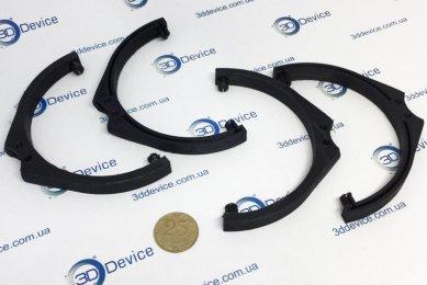 Дужки для наушников на 3Д-принтере