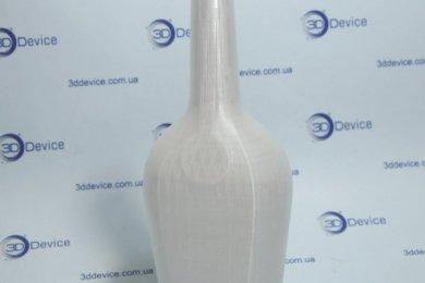 3D печать прототипа бутылки