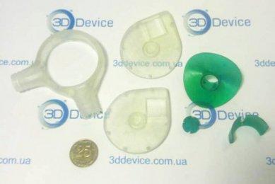 Точные детали на 3D-принтере