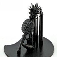 3D печать из смолы Formlabs Black Resin