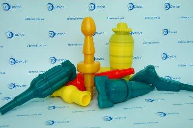 Изготовление прототипов на 3D принтере