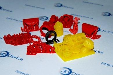 SLA 3D печать по лучшей цене в Украине