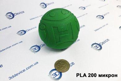 3D-печать макета из PLA пластика 200 микрон