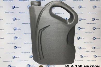 Печать на 40 часов из PLA пластика