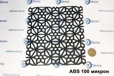 Коврик ABS 100 микрон