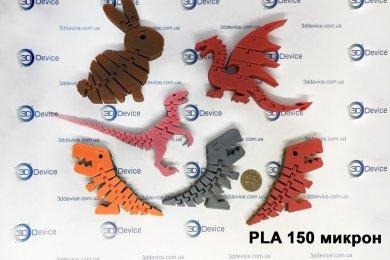 3Д печать игрушечных зверушек