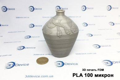 Печать кувшинчика на 3Д принтере