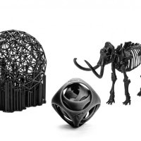 Изделия из Formlabs Black Resin