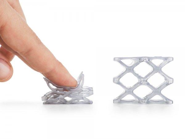 Изделия из Formlabs Flexible Resin