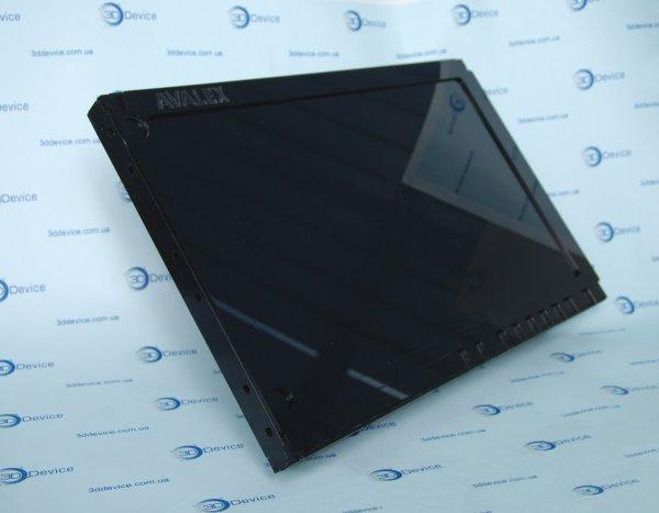 Макет монитора, сделанный на 3D принтере