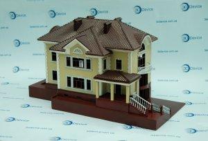 Архитектурное 3D макетирование на 3D принтере
