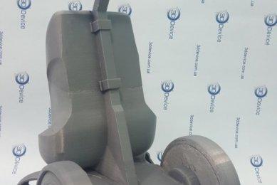 Segway распечатать в Украине под заказ 3д принтер