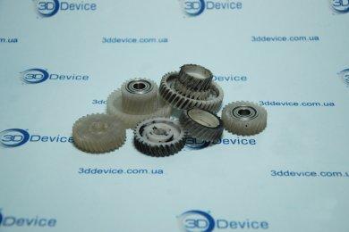 Шестерни из пластика на 3Д-принтере