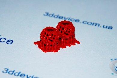 как печатает 3D принтер B9Creator