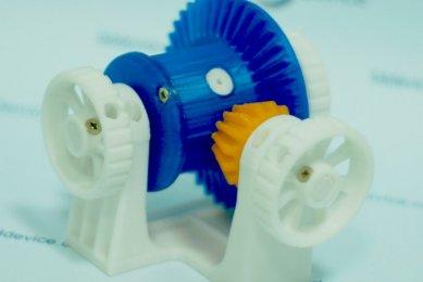 3Д печать механизм