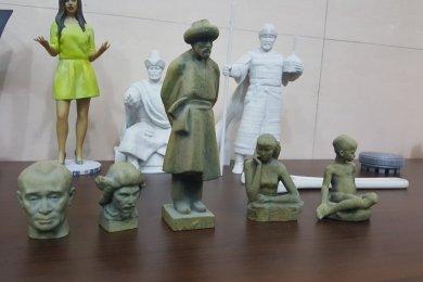 сохраненные изделия для музеев 3д печать