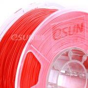 Красный 3D пластик eSUN PLA+