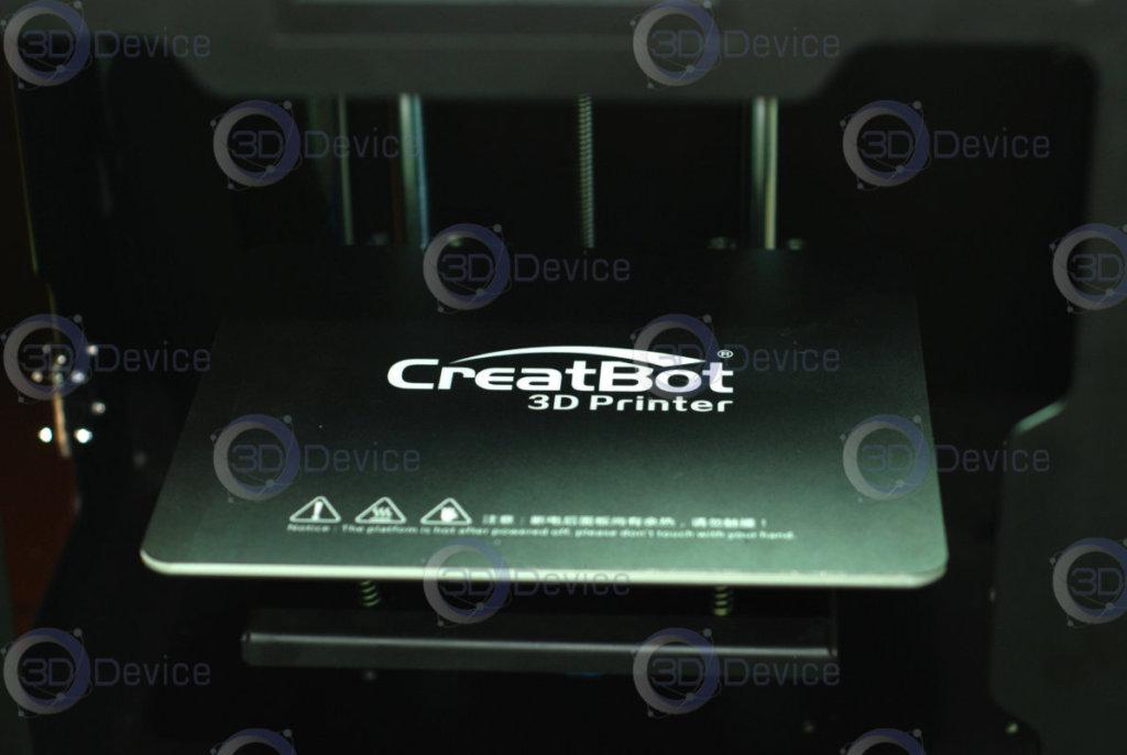 Купить 3D принтер Креат Бот