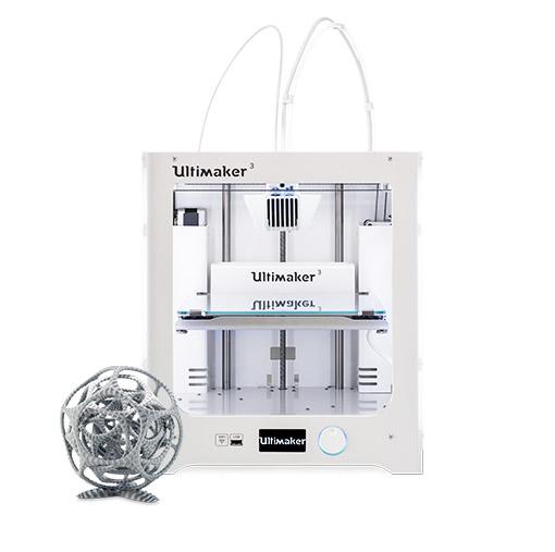 купить 3D-принтер Ultimaker 3