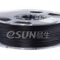 Черный ПЭТГ пластик eSUN PETG Solid black