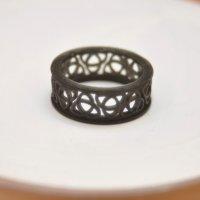 Прототип ювелирного кольца на 3D принтере KLD-LCD1260 Ethernet