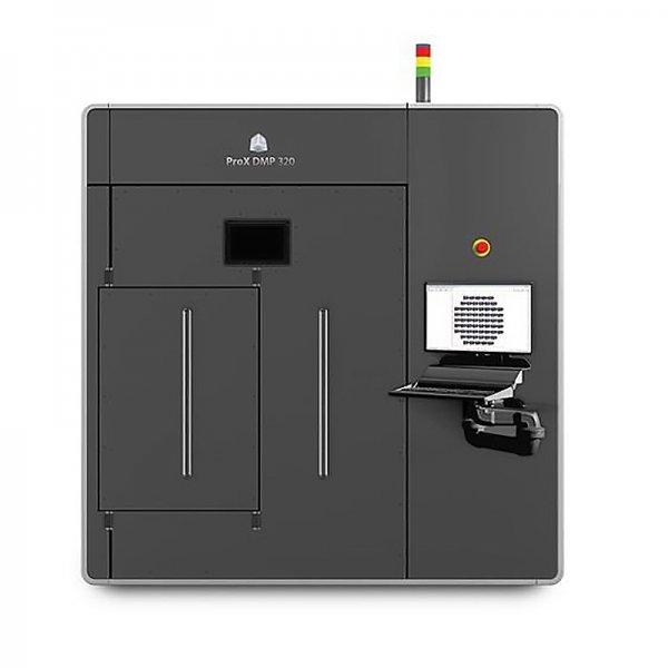 3D ПРИНТЕР PROX DMP 320 ОТ 3D SYSTEMS