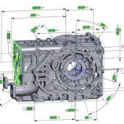 3D сканирование инженерных элементов на IScan S120