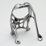 Деталь, сделанная на 3D принтере ProX DMP 320