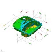 Инженерное сканирование с помощью IMETRIC IScan S120