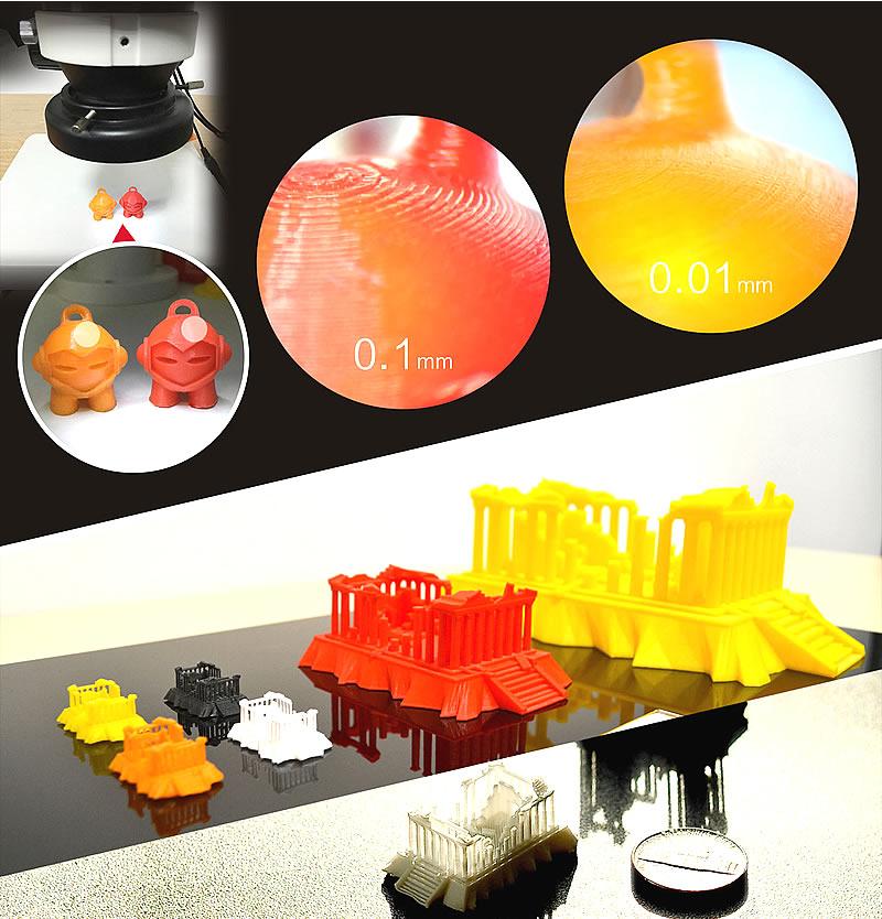 Изделия на 3D принтере Raise3D N2