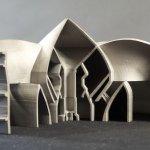 Напечатано на 3D принтере SLM 280 HL