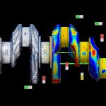 Сканирование технических элементов на IMETRIC IScan S120