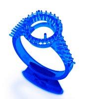 Ювелирное кольцо с помощью Formlabs Castable Resin