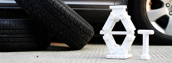 Изделия из 3D пластика Polymaker PC-Max
